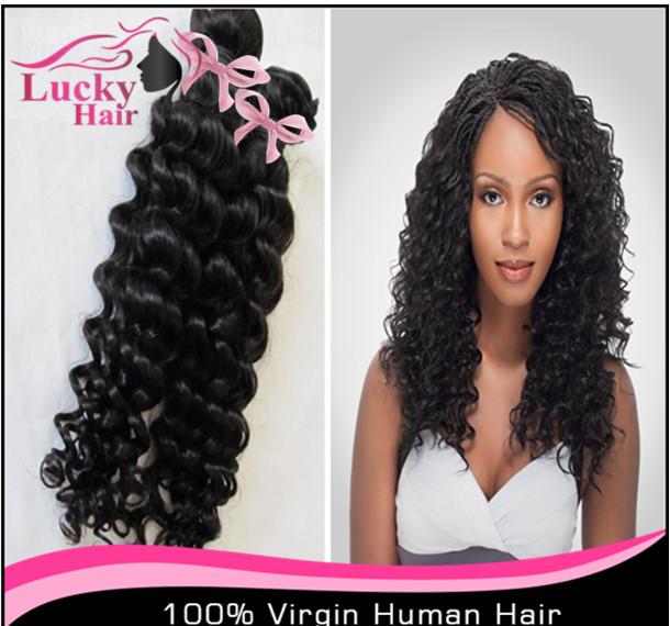 Superb Wholesale Grade 6A Cheap Factory Price Peruvian Deep Wave Short Hairstyles Gunalazisus