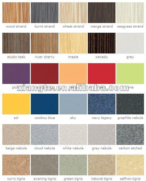 Laminat farben tabelle  Kreative Farben! Vorschule Tische,Rechteck Laminat Tabellen - Buy ...