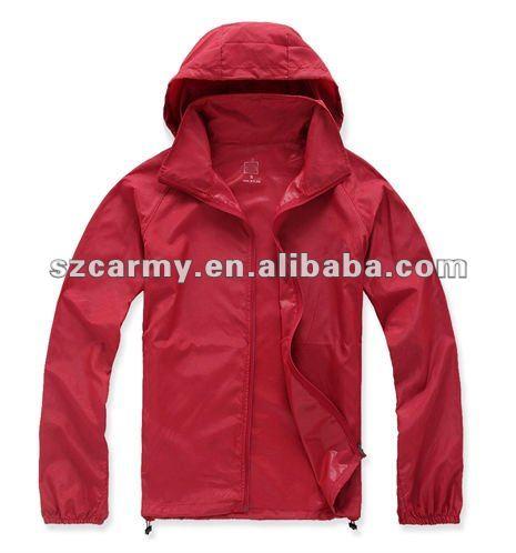 Waterproof Jacket/ Uv-protection Lightweight Jacket/ Foldable ...