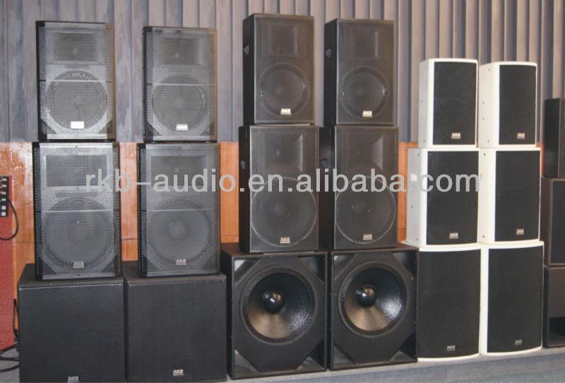 Speakers subwoofer- PW-118/ Single 18  subwoofer speaker box & Speakers Subwoofer- Pw-118/ Single 18