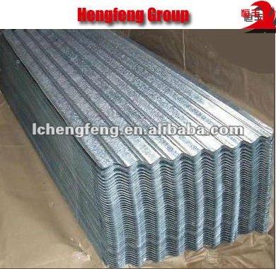 Zincata ondulata coperture per tetti in lamiera di acciaio for Lamiera ondulata zincata prezzi
