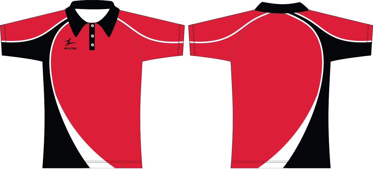 T shirt design red - Good Quality Screen Printing Polos Polo Shirts T Shirt