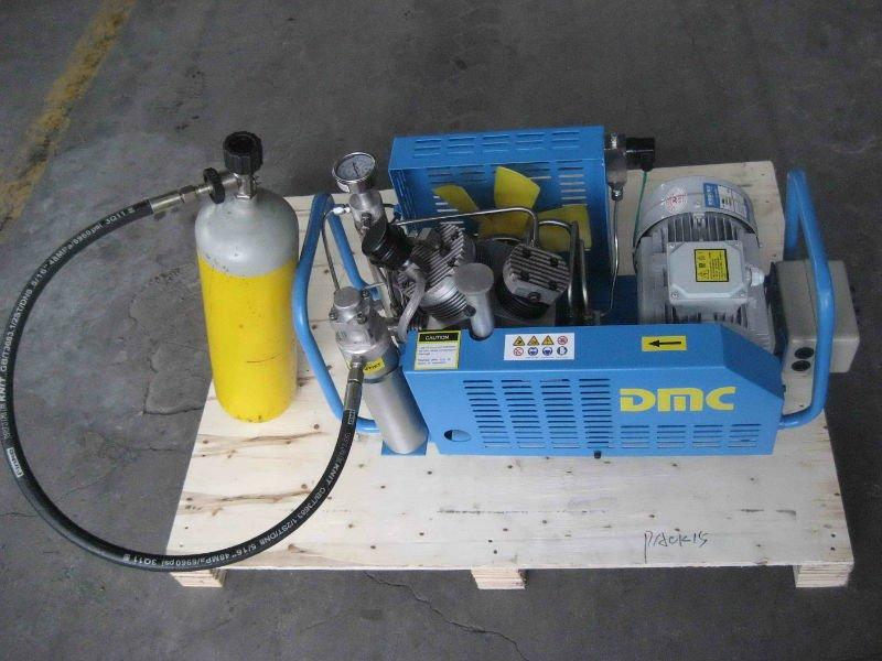 High Pressure Air Cooler : High pressure air compressor bar new water cooling