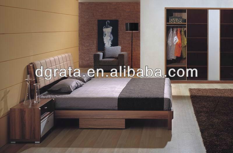 Bedroom Furniture Designs 2012 2012 latest bed design bedroom furniture in e1 mdf board for