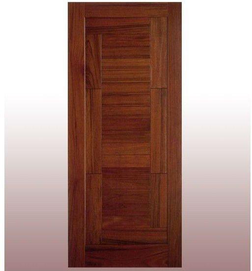 Modern Solid Wood Exterior Door - Buy Modern Solid Wood Exterior ...