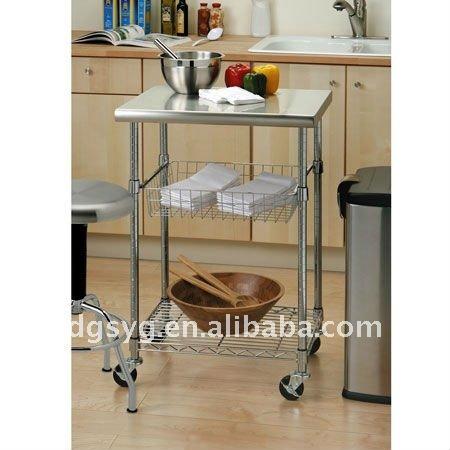 Acero Inoxidable 304 Despensa Mesa Para Cocina Y Sala Limpia - Buy Despensa  Mesa Cocina Mesa De Trabajo,Despensa Sistemas De Estanterías Product on ...