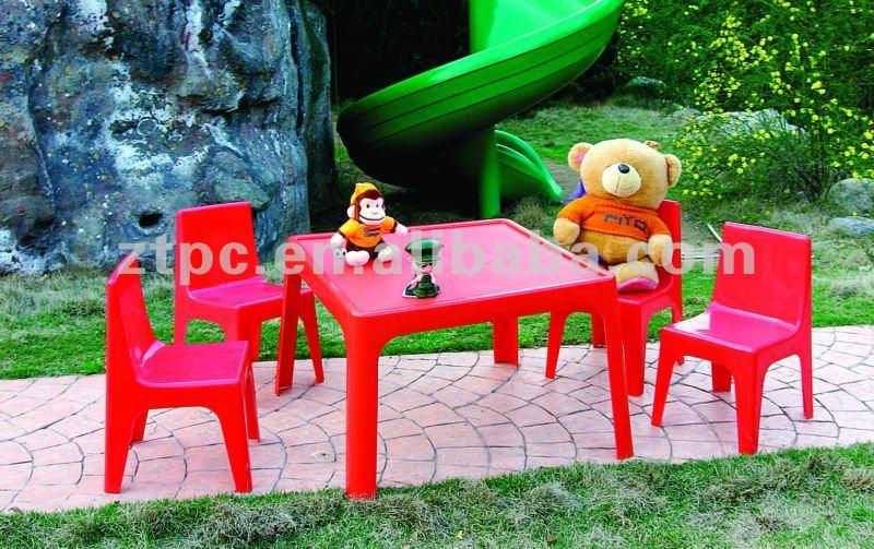 Colorful bambini di plastica kd tavolo e sedia set sgabello buy