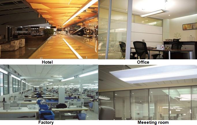 Modern Office Lighting Fixtures Led Light Fitting Led Office ...