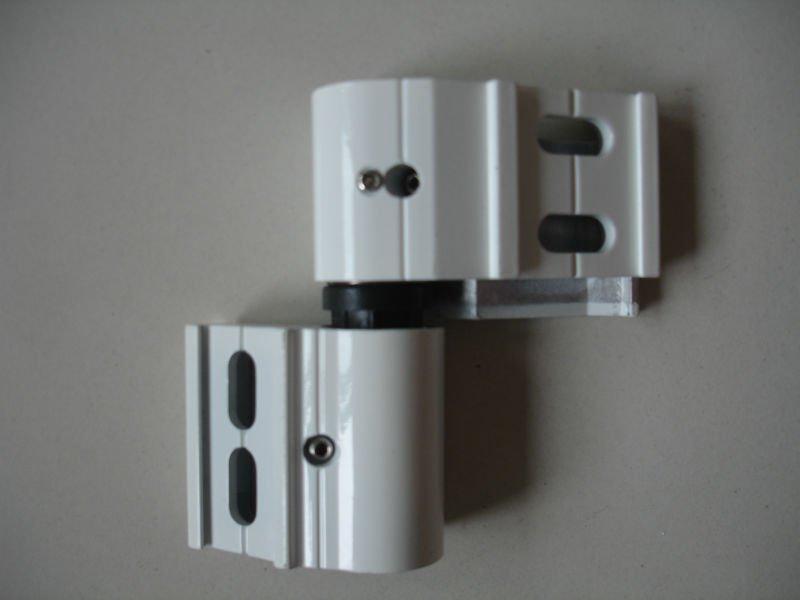 Heavy Duty Double Glasses Door Hinge For Aluminum Frame