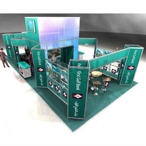 Modern Exhibition Booth : Modern exhibition booth design buy