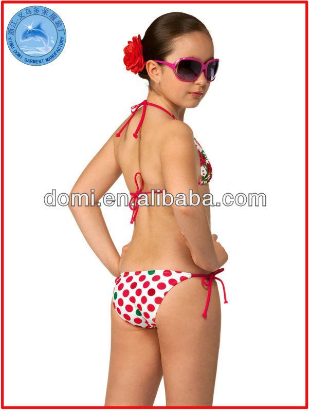 2014 Vendita Nuovo Hot Bambine Modelli Bambini Costumi Da Bagno ...