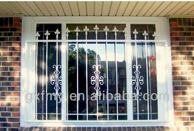 Latest Steel Window Grill Design For Window Buy Steel Window Grill