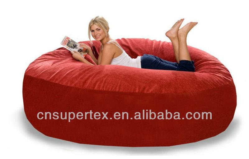 Round Sofa Beanbag Lazy Boy Bean Bags Large Size B38