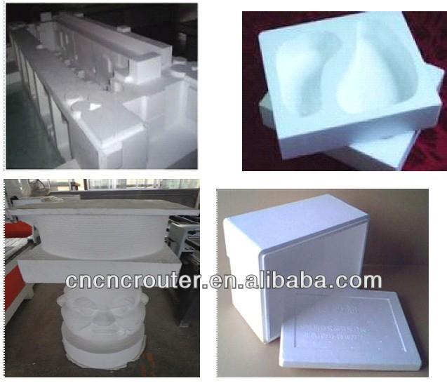 styrofoam machine
