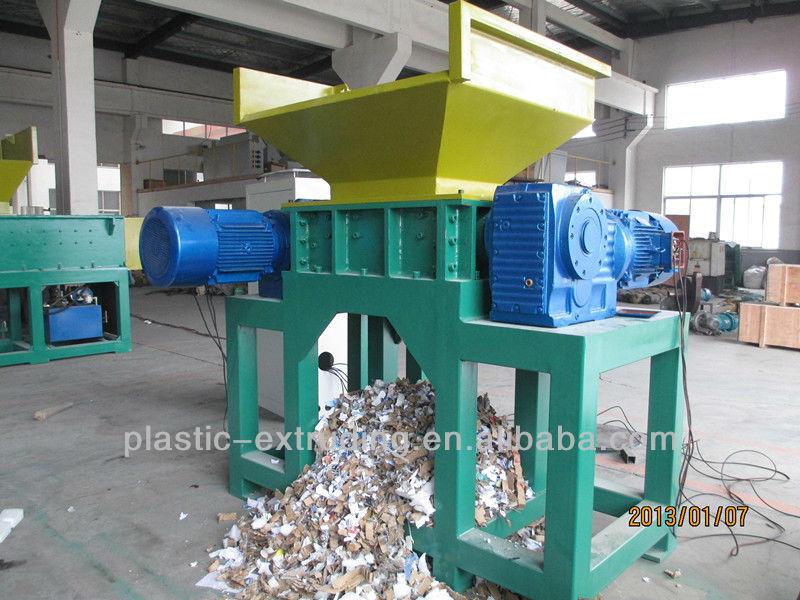 Машина для утилизации картона оборудование для производства бумаги из макулатуру