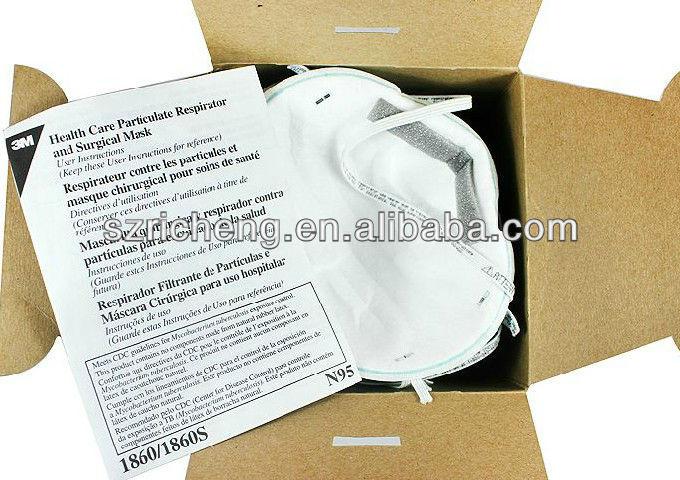 3m 1860 3m N95 Respirator Mask Anti-virus Mask,Surgical Mask 3m ...