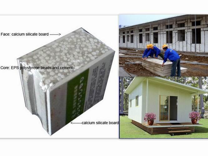 Foam blocks for building houses for Foam block homes