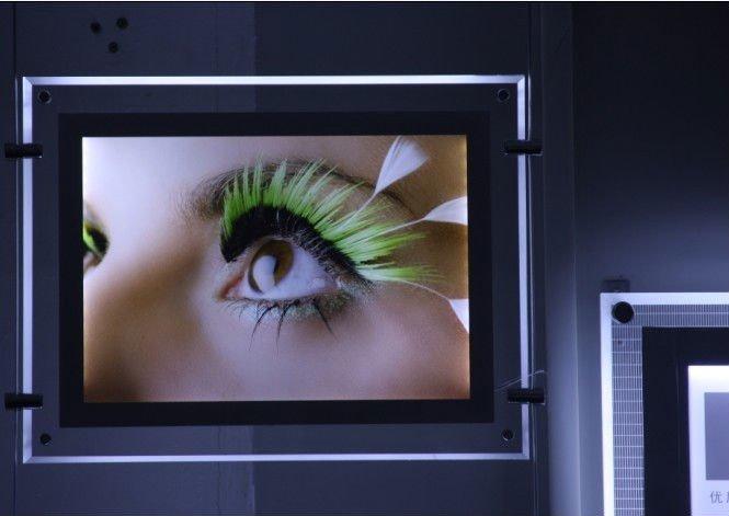Marriage Gauze Display Crystal Acrylic Led Light Photo Frame - Buy ...