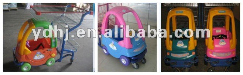 Beroemd Warm Te Koop Kinderen Metalen Winkelwagentje Grappig Speelgoed @BA85