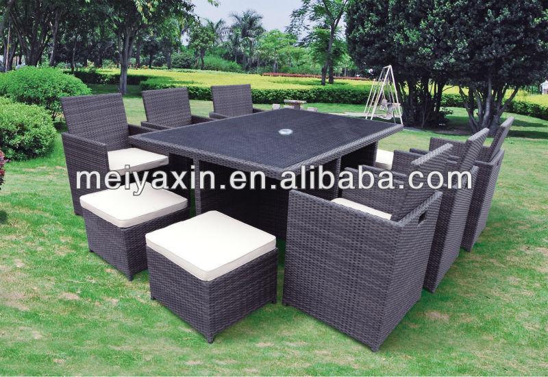Sedie E Tavoli Da Giardino In Plastica.Moderno Tessitura Hotel Mobili Da Giardino In Rattan Da Giardino In