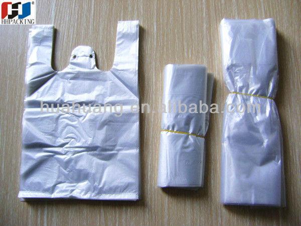 Tshirt Shopping Clear Plastic Bag Produce - Buy Clear ...