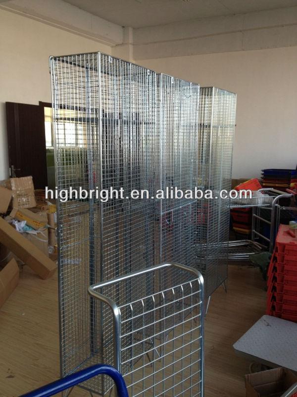2 Ebenen Drahtgitter-rahmen Spind Regal - Buy Product on Alibaba.com