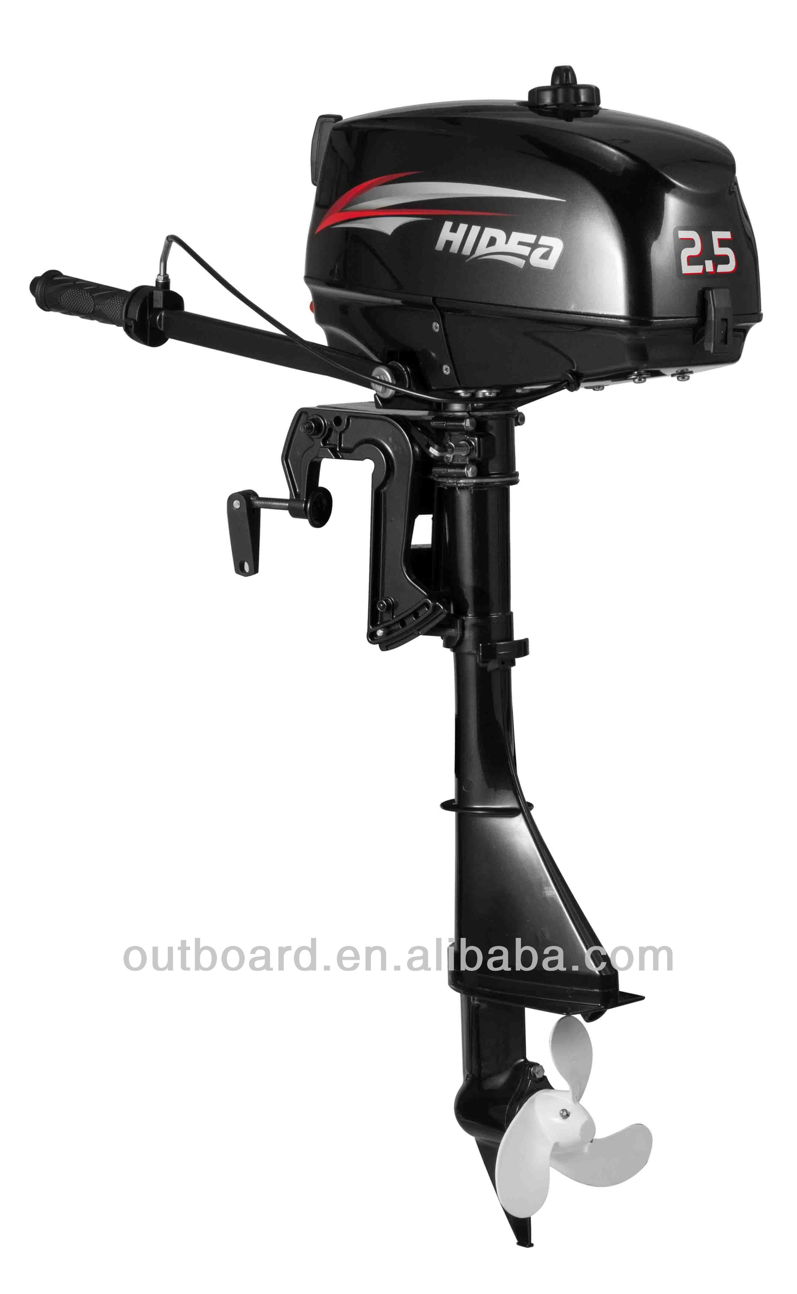 Hidea New Model 2 Stroke Outboard Motor For Sale
