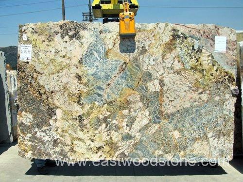 African Rainbow Granite