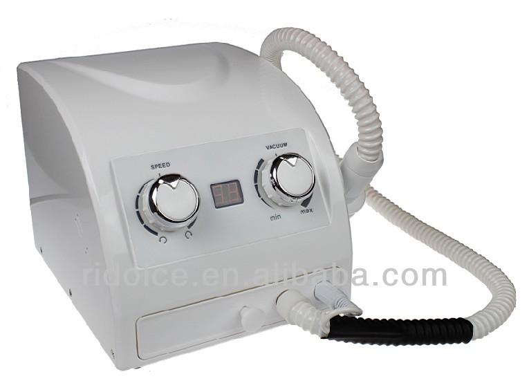 Pedicure Drill Vacuum Manicure Machine Use Nail Salon Equipment Tkn 7338