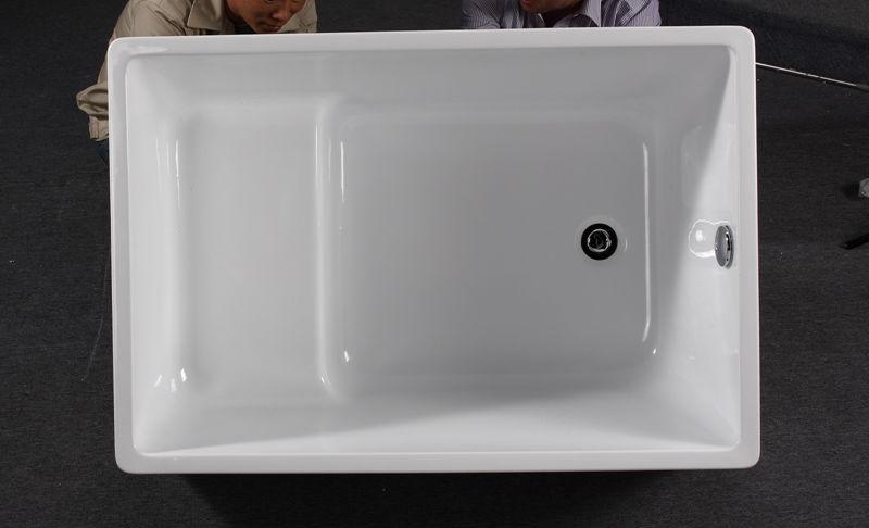 Wonderful HS BZ700 NEW Rectangle Bathtub Factory/bathtub With Seat