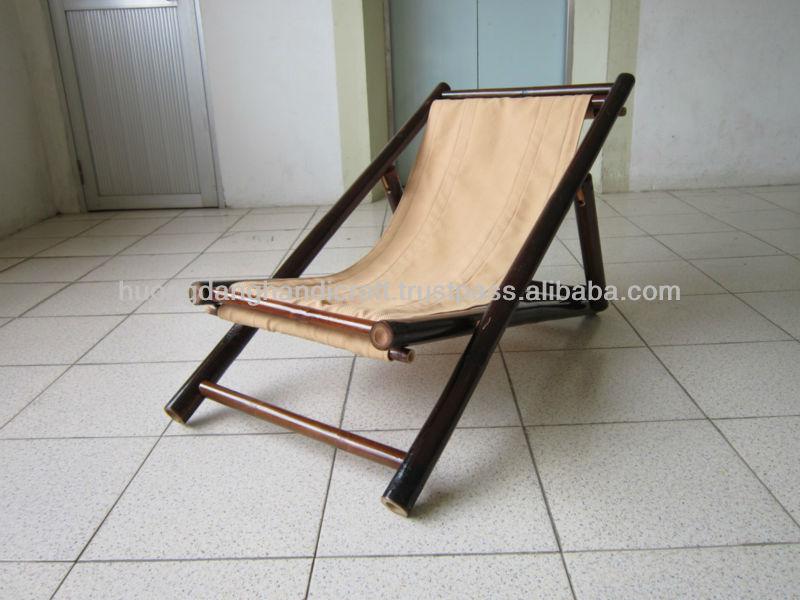 Indoor & Outdoor Bamboo Beach Bamboo Chair,Giftware,Handmade From ...