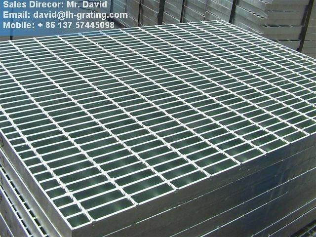 Galvanized Steel Catwalk Grating Galvanized Cat Walk Metal