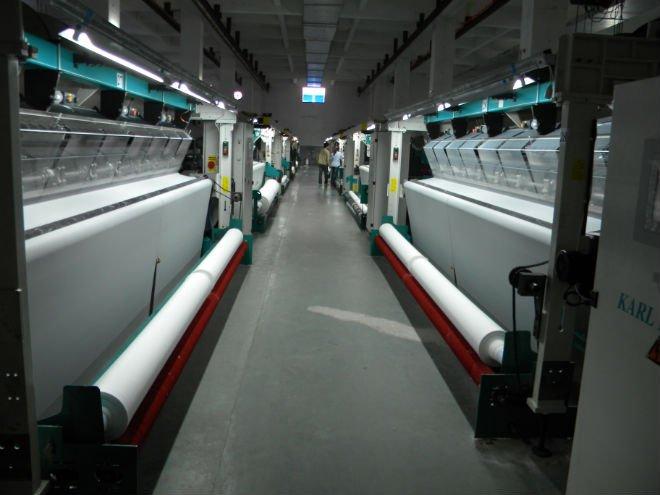 Fabrics Elastic Nylon Meshes 46