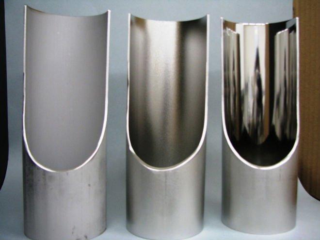 Electro Polishing Sanitary Pipe ( Metal Surface Treatment Process Only ) -  Buy Metal Surface Treatment Product on Alibaba com