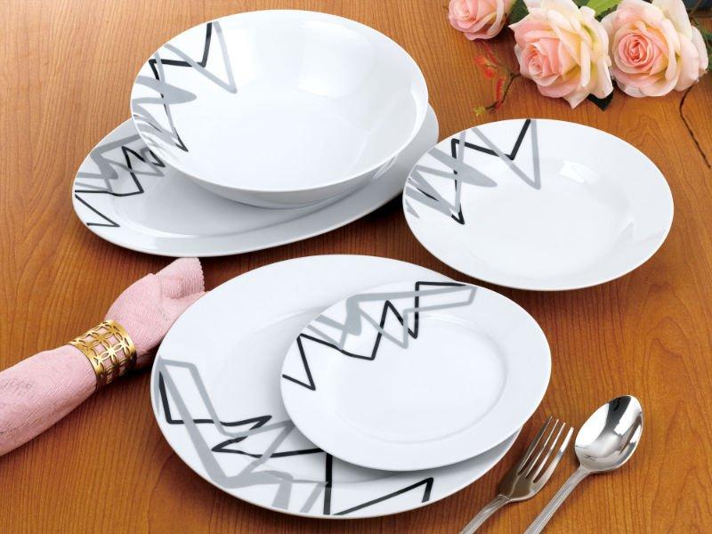 Amazing Ceramic Modern Tableware Set