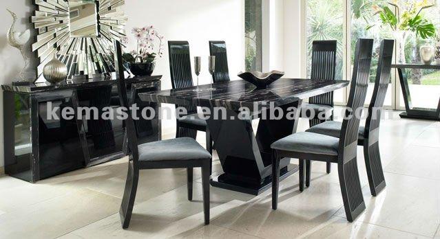 Mesas marmol para comedor mesa comedor marmol marmol for Comedores modernos en puebla
