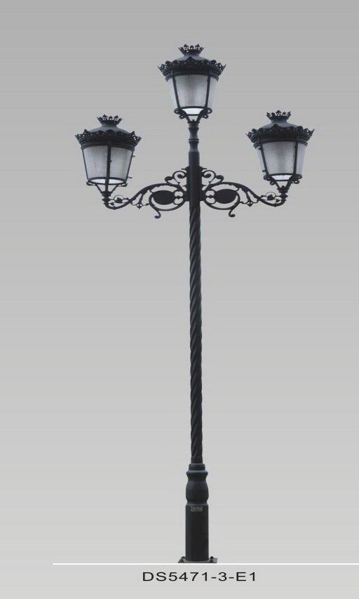 Outdoor Garden Aluminium Antique Lights