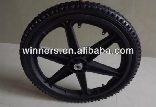 20 X 2 125 Plastic Garden Tool Cart Wheel Buy 20 Inch