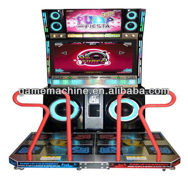 Pump Fiesta - Arcade Pump It Up Dance Game Machine - Buy ...