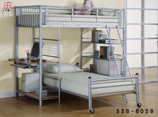 double metal frame bunk beds - Bunk Beds Metal Frame