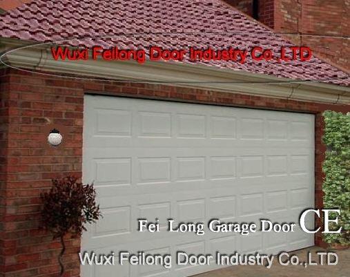 Manually Garage Door European Union Ce Quality Garage