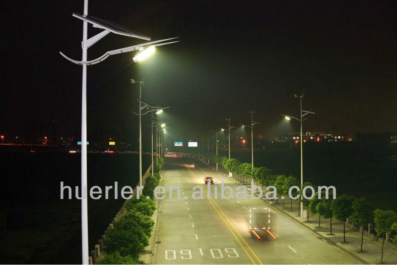 High Quality E40 Led Street Solar Lighting Outdoor 28w Solar Led Street Lamp