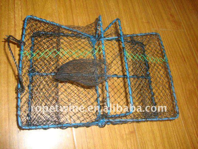 Lobster Trap Crab Trap - Buy Folding Fish Trap,Lobster And Crabs Traps,Lobster Trap Product on ...