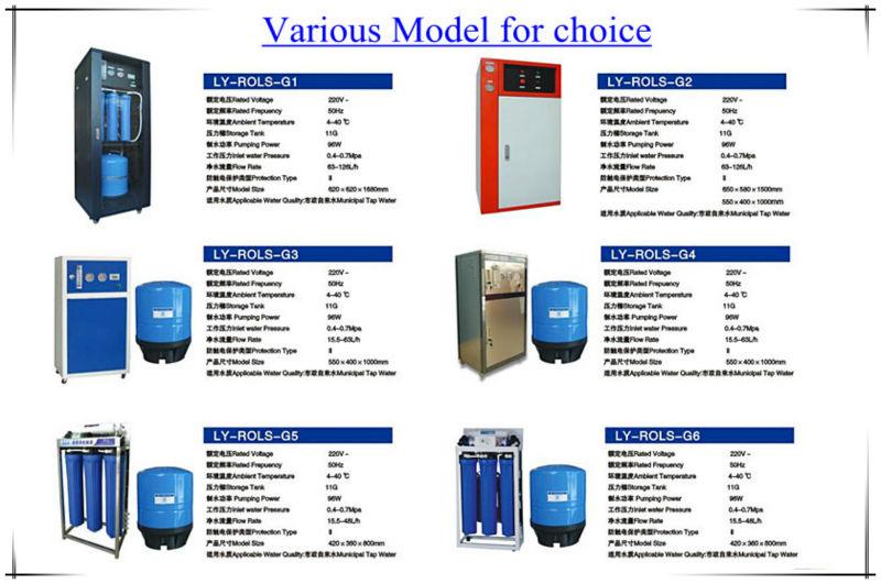 China Guangzhou Best Selling Ro Water Purifier/aqua Best Water ...