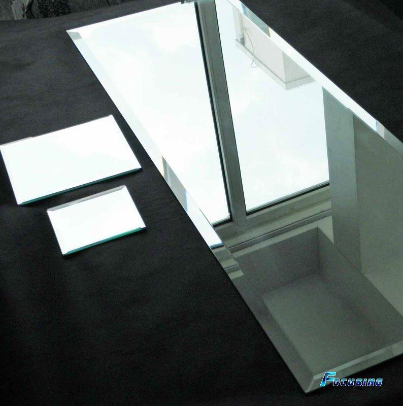 Beveled edge glass mirror mirror glass buy beveled edge for Mirror glass
