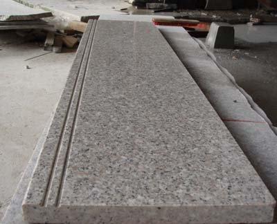 Yellow Granite Stairs Bullnose Edge Buy Granite Stairs
