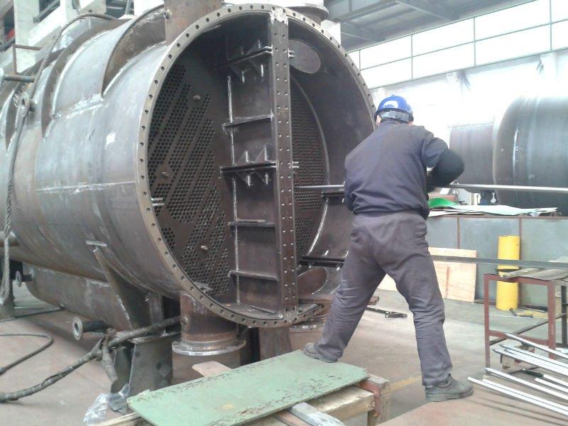 Steam Turbine Condenser Of The - 84.1KB
