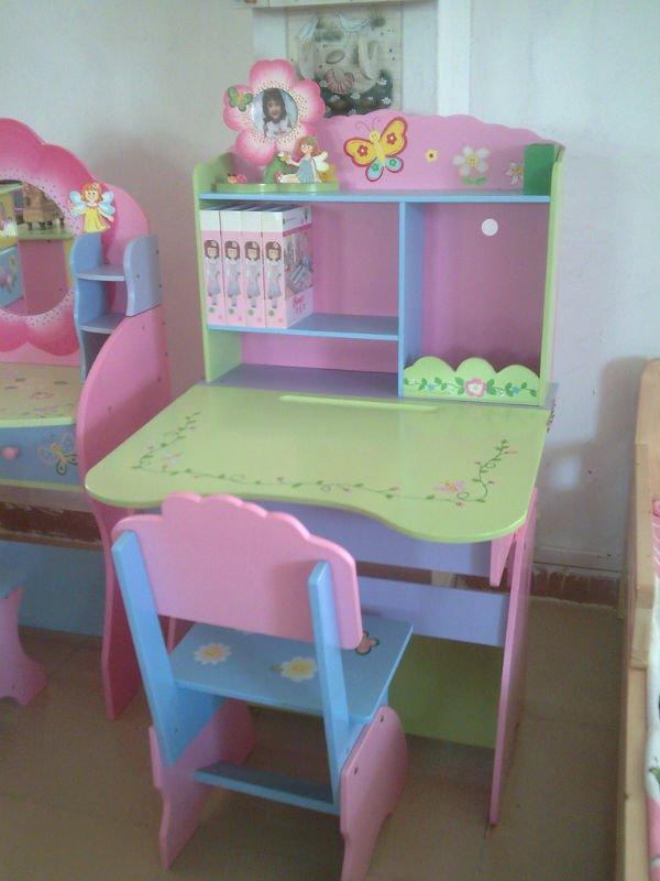 los nios de madera de aprendizaje de escritorio con silla ajustable set para nios