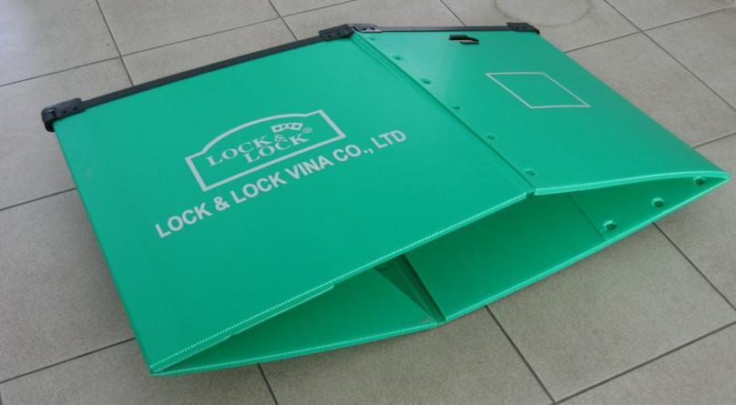 Folding Danpla Box Danpla Box Vietnam Plastic Box Buy Danpla Box Viet Nam Pp Corrugated