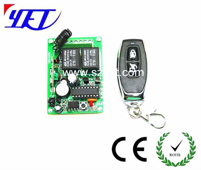 Rf Transmitter Rf Receiver Key Fob Remote Control Car Key